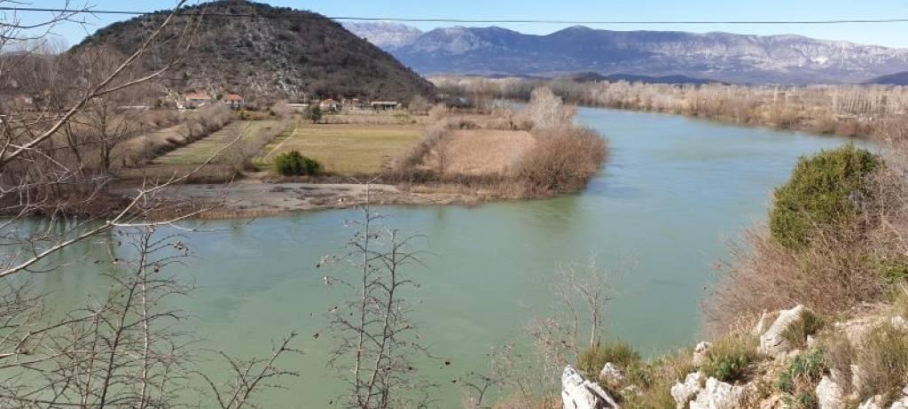 Governance of Buna delta in Albania