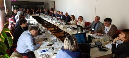 PAP/RAC Focal Points met in Split