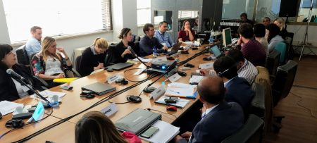 CORMON meeting on Coast and Hydrography held in Rome