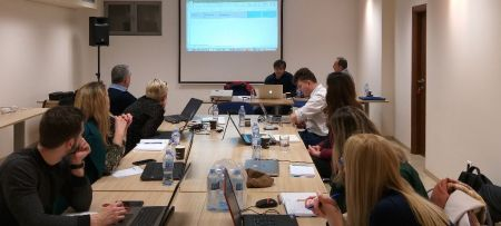 GEF Adriatic capacity-building meeting on reporting monitoring