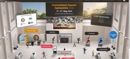 Mediterranean experience at the International Coastal Symposium (ICS 2021)