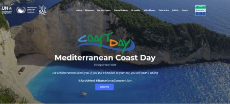Virtual Coast Day 2020 is up and running