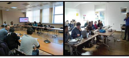 GEF Adriatic: Training workshops on IMAP indicators